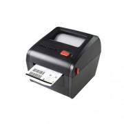 Високоскоростен принтер за етикети Honeywell PC42D, 203DPI, Ethernet, сериен, захранващ кабел