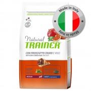 Trainer Natural Dog Trainer Natural Medium Adult Prosciutto Crudo & Riso - 12 kg