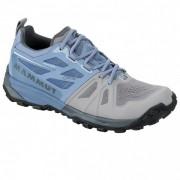 Mammut - Women's Saentis Low GTX - Chaussures multisports taille 6,5, gris/bleu