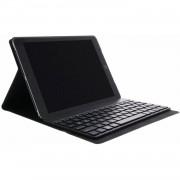 Merkloos Apple iPad (2018) Hoes: Bluetooth Keyboard Bookcase