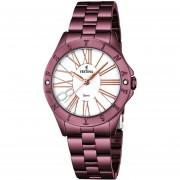 Reloj F16928/1 Blanco Festina Mujer Boyfriend Collection Festina