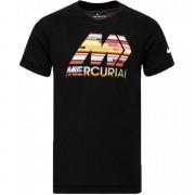 Nike CR7 Dry T-shirt Kids Black - Zwart - Size: 140