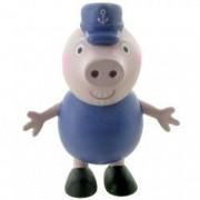 Figurina Peppa Pig bunicul porc