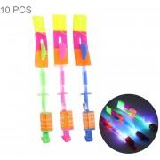 10 Pcs Amazing LED Light Honda Volar Flechas, Color Al Azar Entrega, Tamaño: Pequeño