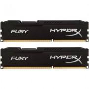 Kingston HyperX FURY Black DDR3 DIMM 16GB 1600MHz (2x8GB) HX316C10FBK2/16
