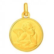 Orféva Médaille Ange Raphael
