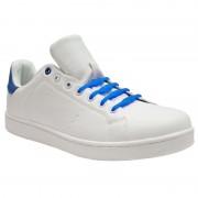 Shoeps 8x Shoeps XL elastische veters kobalt blauw brede voeten