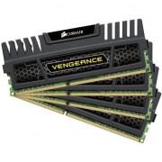 Kit Corsair 32GB (4 x 8GB), DDR3, 1600MHz, radiator