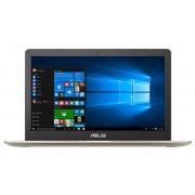 """ASUS VivoBook Pro N580VD-DM129T 2.8GHz i7-7700HQ 15.6"""" 1920 x 1080pixels Gold Notebook"""