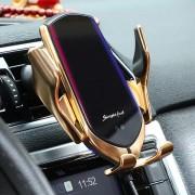 Incarcator Wireless Fast Charging cu brate mobile