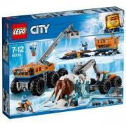 Конструктор Лего Сити - Арктическа мобилна изследователска база, LEGO City, 60195