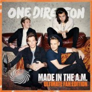 Video Delta One Direction - Made In The A.M. (Ultimate Edition) - CD