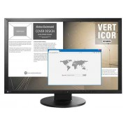 "Eizo EV2430-BK/GY, 24,1"", 1920x1200 (16:10), IPS LED, 1xVGA, 1xDVI, 1xDisplayPort, Speakers 2W, 2xUSB 2.0, FlickerFree"
