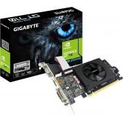 Gigabyte GV-N710D5-2GIL videokaart GeForce GT 710 2 GB GDDR5