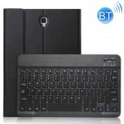 Samsung Ultra-dunne afneembaar Bluetooth toetsenbord lederen Case voor Galaxy Tab S4 10.5 T830 / T835 met houder (zwart)