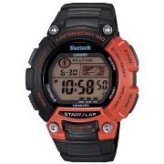 Ceas fitness Casio STB-1000-4 OmniSync Sports Gear Bluetooth