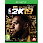 NBA 2K19 20th Anniversary Edition, за Xbox One