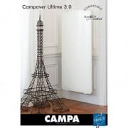 CAMPA Radiateur électrique CAMPA CAMPAVER Ultime 3.0 Vertical Lys Blanc 1000W CMUD10VBCCB