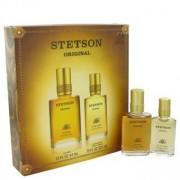 STETSON by Coty - Gift Set -- 1.5 oz Cologne + .75 oz After Shave - för män
