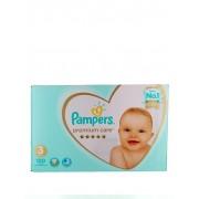 Pampers scutece nr.3 5-9 kg 120 buc Premium Care