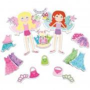 Set de creatie Zane magnetice Fairy Friends Galt
