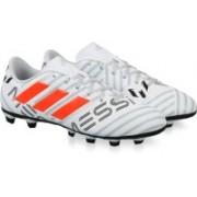 ADIDAS NEMEZIZ MESSI 17.4 FXG Football Shoes For Men(White)