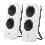 SPEAKER, Logitech Z207, Bluetooth, White (980-001292)