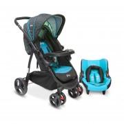 Cochecito Para Bebe Belly Amico Azul