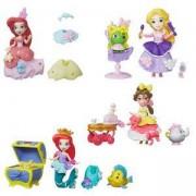 Дисни принцеси - Малка кукла с аксесоари, Disney, налични 4 модела, 034030