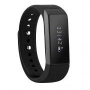 TOPONE i5 Plus Smart Bracelet Bluetooth 4.0 Bluetooth IP55 Waterproof OLED Touch Screen Pedometer Tracking Calorie Health Smart Wristband Sleep Monitor Call Reminder for Android IOS Smartphone