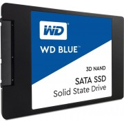 SSD SATA3 250GB WD Blue 3D NAND 550/525MB/s, WDS250G2B0A