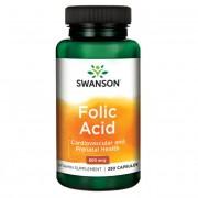 Folic Acid (250 kap.)