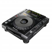 Pioneer DJ CDJ-850-K Digital Multi-Player, negro
