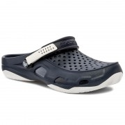 Чехли CROCS - Swiftwater Deck Clog M 203981 Navy/White