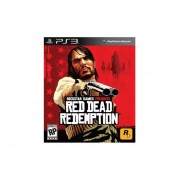 Red Read Redemption PlayStation 3