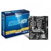 Asrock Intel 1151 Socket mATX MB ASR-B250M-HDV-RMA