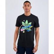 adidas Tref Logo - Heren T-Shirts