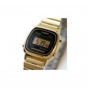 Reloj Casio La670wga 1d Vintage Gold Lady-Dorado