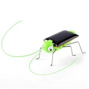 E-SCENERY Educational Solar Powered Robot Toy Solar Powered Toy Gadget One Size Multicolored