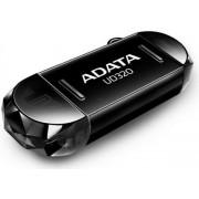 Stick USB A-DATA DashDrive Durable UD320 32GB, microUSB/USB (Negru)