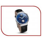 Умные часы Huawei Mercury G00 Watch Classic Leater Silver