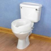 Pattersons Rehausseur de toilettes Ashby Easyfit - 10 cm