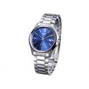 Reloj Casio Análogo Redondo LTP-1183A-2ADF Para Dama- Plateado