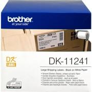 Brother DK-11241 Etiquetas de envío, 102 x 152mm blanco 200 Et./Rollo
