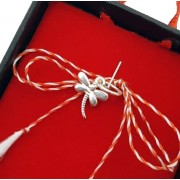 Martisor din argint 925, model Libelula, 7 x 8 mm