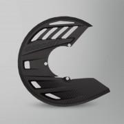 Circuit Balistico Cover Disk Plastdel Kolfiber-Svart