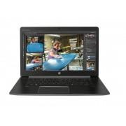 """HP ZBook Studio G4 2.9GHz i7-7820HQ 15.6"""" 3840 x 2160pixels Black Mobile workstation"""