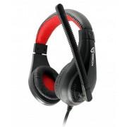 Cuffie Gaming con Microfono Nero HS-1520