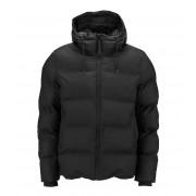 Rains Winterjassen Puffer Jacket Zwart