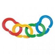 Joc cu Zale din plastic pentru activitati de indemanare Miniland